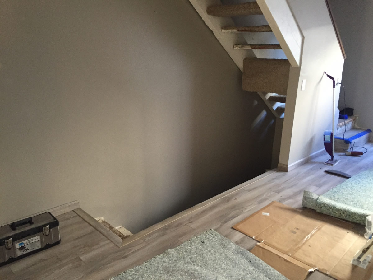 Stair Railing Installation La Jolla